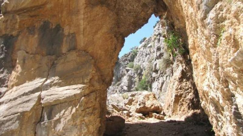 Crete car rent, Imbros Gorge
