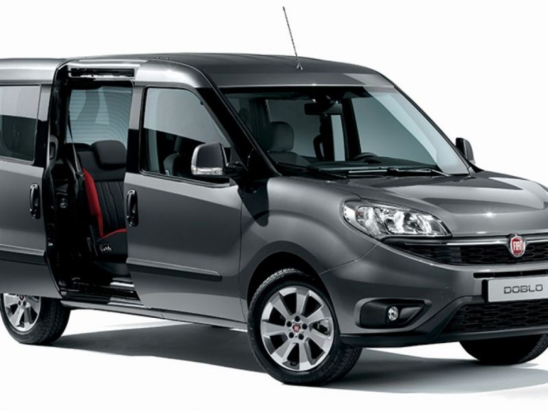 Fiat Doblo Mini Bus